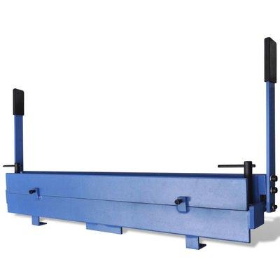 Metaal buigmachine 930 mm