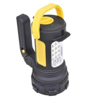 Multifunctionele lamp 2-in-1 5W LED en 12 SMD LED 440115