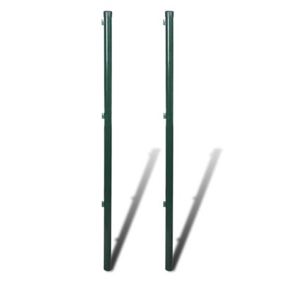 Afrasteringspaal 150 cm (2 stuks)