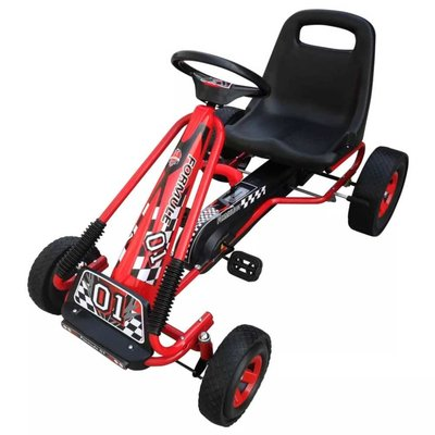 Skelter F1 Junior rood