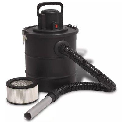 Asstofzuiger zwart 1200 W 20 L