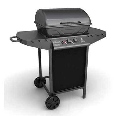 Gasbarbecue Oregon 2 branders