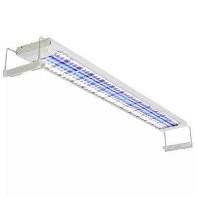 Aquarium LED-lamp 80-90 cm aluminium IP67
