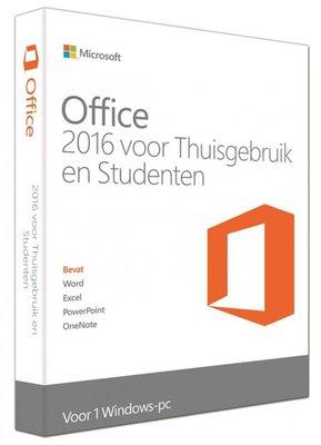 Microsoft Office 2016 officiële licentie