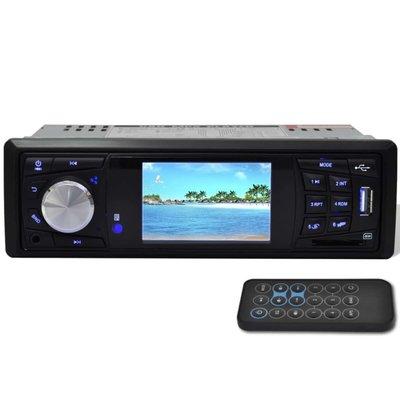 Autoradio MP3 / MP5 / FM / Radio / Media speler met 3 Inch HD scherm