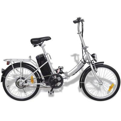 Elektrische fiets opvouwbaar met lithium-ion accu aluminiumlegering