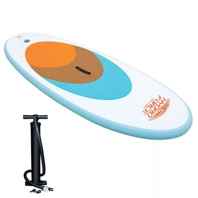 Hydro-Force Wave Crest paddleboard kinderen 204x76x10 cm 65086