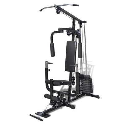 Multifunctionele home gym fitnessmachine
