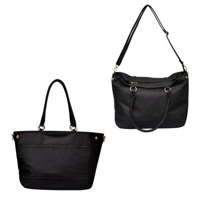 Handtas (zwart)