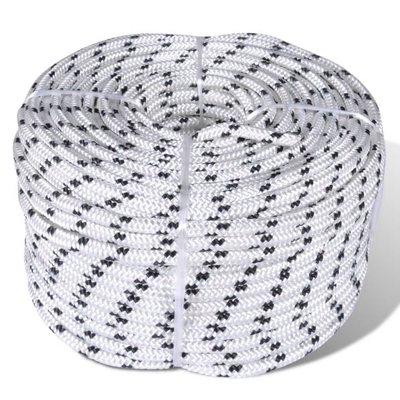 Boottouw polyester gevlochten 10mmx50m