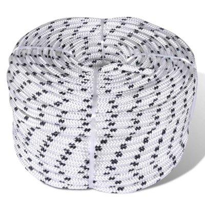 Boottouw polyester gevlochten 14mmx50m