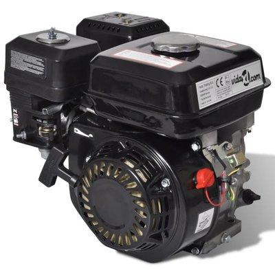 6,5 pk 4,8 KW Benzinemotor