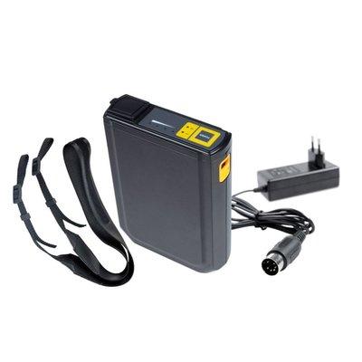 Oplaadbare lithium-ion batterij