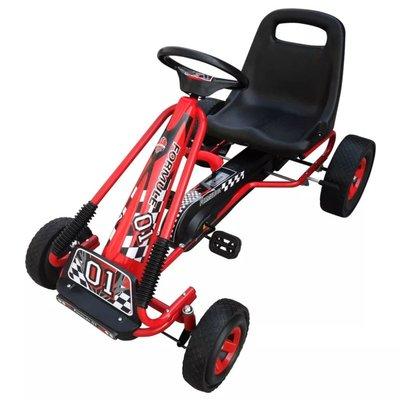 Skelter F1 Junior rood