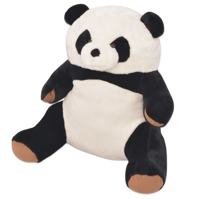 Knuffelbeest panda XXL 80 cm