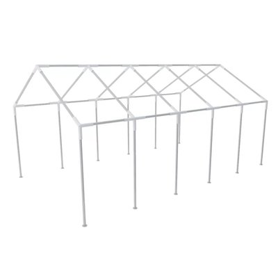 Frame voor partytent 10x5 m staal