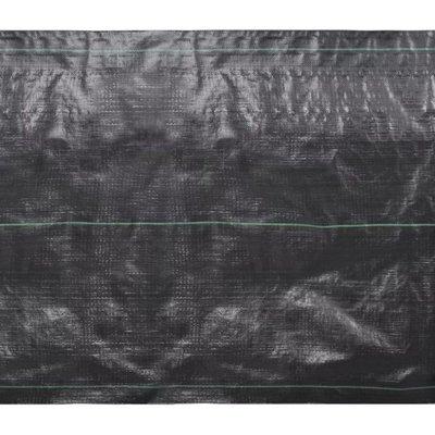 Onkruidbestrijdingsmat PP 5 x 1 m 90 g/m2