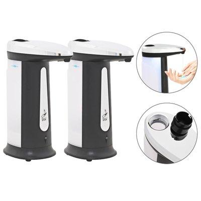 Automatische zeepdispensers infraroodsensor 800 ml 2 st
