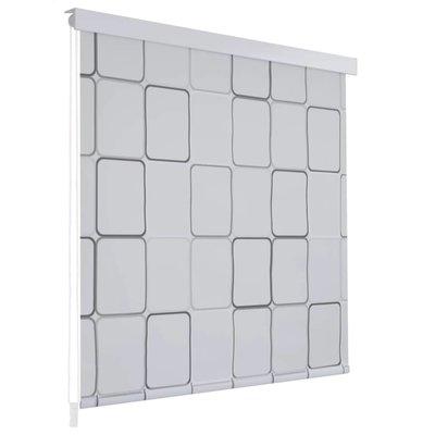 Rolgordijn voor douche 180x240 cm vierkant