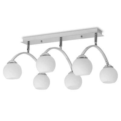 Plafondlamp voor 6 G9 gloeilampen 240 W