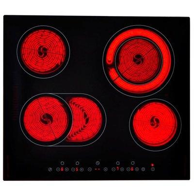 Keramische kookplaat EUROKERA glas 6000-7200 W