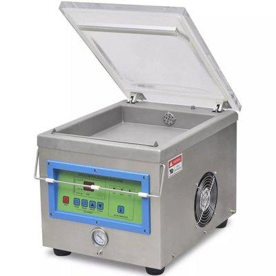 Vacuümverpakkingsmachine/sealer professioneel roestvrij staal 350 W