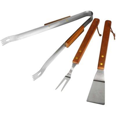 BBQ-tool set 3-delig