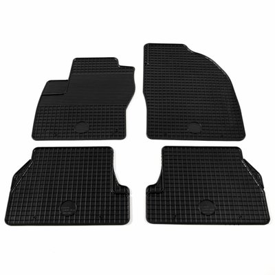Automattenset Ford Focus C-MAX Grand C-MAX rubber 4-delig
