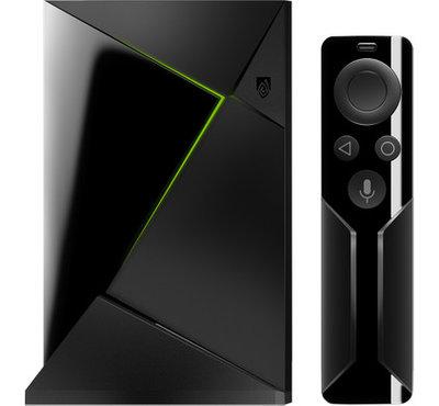 NVIDIA SHIELD + Remote + 12MND NL