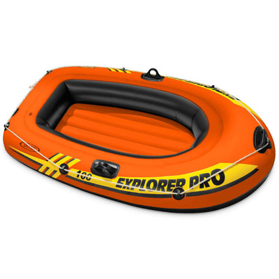 Opblaasboot Explorer Pro 100 160x94x29 cm 58355NP