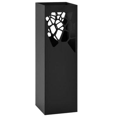 Parapluhouder stenen staal zwart