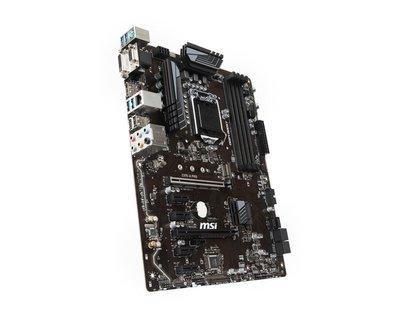 MSI Z370-A PRO moederbord LGA 1151 (Socket H4) ATX