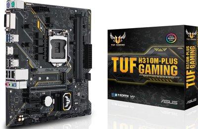 ASUS TUF H310M-Plus gaming moederbord LGA 1151 (Socket H4) Micro ATX Intel® H310M