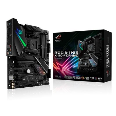 ASUS ROG STRIX X470-F GAMING Socket AM4 AMD X470 ATX