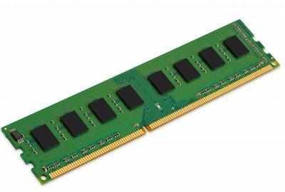 Kingston Technology ValueRAM 8GB DDR3 1600MHz Module geheugenmodule