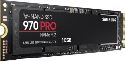 Samsung MZ-V7P512 internal solid state drive M.2 512 GB PCI Express 3.0 V-NAND MLC NVMe