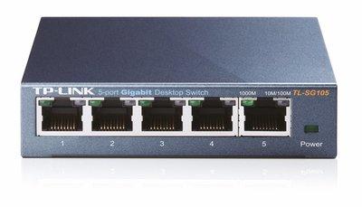 TP-LINK TL-SG105 netwerk-switch