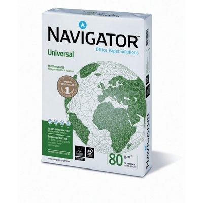 Navigator UNIVERSAL A4 Wit papier voor inkjetprinter 5 x 500