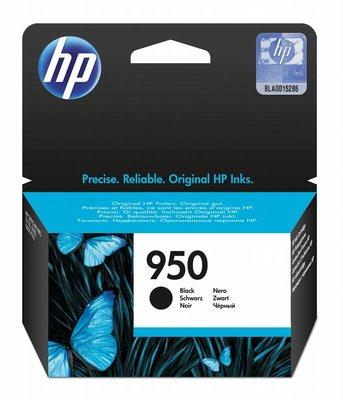 HP 950 Original Zwart 1 stuk(s)