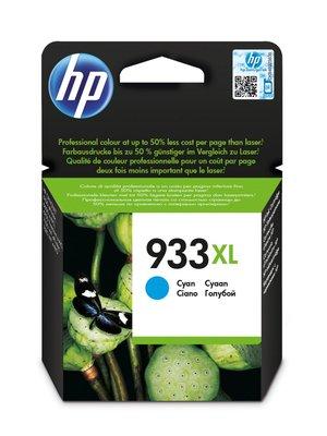 HP 933XL originele high-capacity cyaan inktcartridge