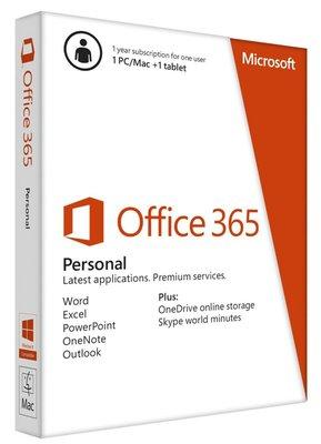 Microsoft Office 365 Personal NL