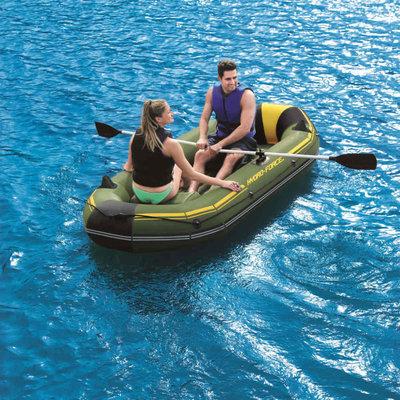 Hydro-force Raft opblaasbaar Marine Pro met handpomp 65096
