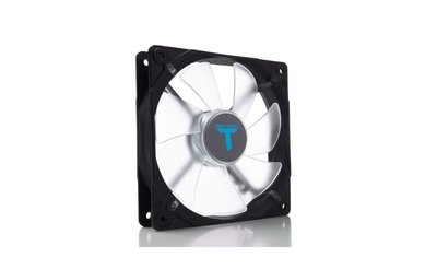 Riotoro Case Cooler 120mm CrossX White LED 1500 RPM