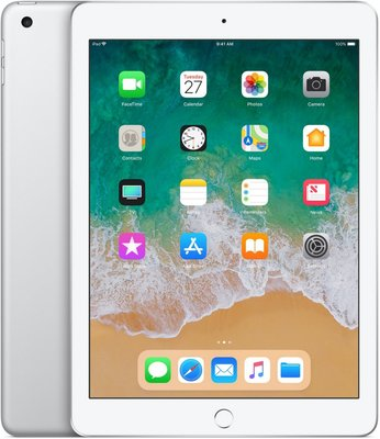 Apple iPad 2018 Tablet 32GB WIFI - Silver