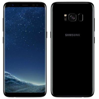 Samsung Galaxy S8+ Smartphone 6.2 64GB Black RFG