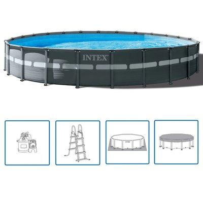Ultra XTR Frame zwembadset rond 732x132 cm 26340GN