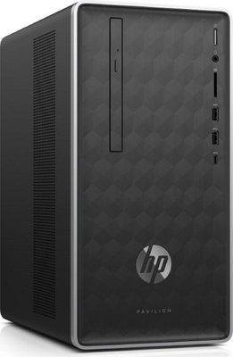HP Pav. 590 Desk / i5-8400 / 8GB / 256GB SSD / DVD / W10
