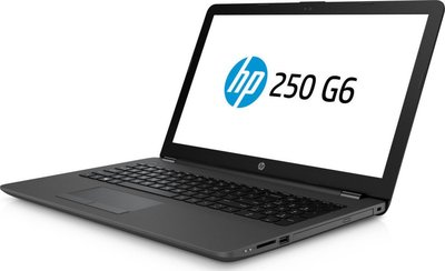HP 250 G6 15.6 F-HD / N4000 / 4GB / 128GB SSD  / DVD / W10
