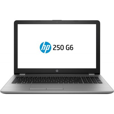HP 250 G6 15.6 F-HD / i3-7020 / 4GB / 128GB / W10