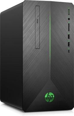 HP Pav. 690 Desk i5-8400 / 16GB / 128GB+1TB / GTX1060 / W10